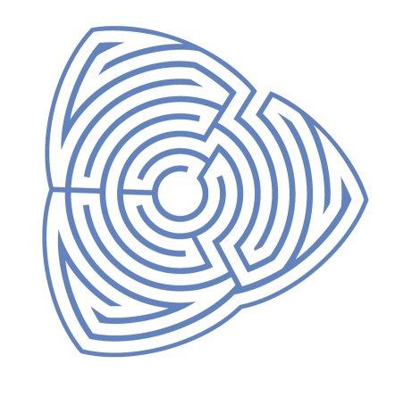 Labyrinth Logo Design