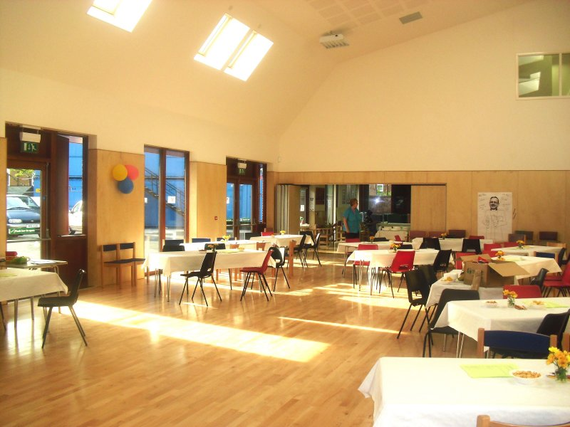 Heart Church Hire Room