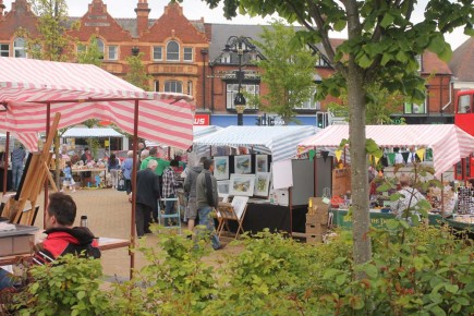 Arts and Craft Market, Kings Heath Village Square