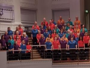 Singing Communities