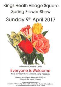 Kings Heath Village Square Spring Flower Show @ Kings Heath Village Square | England | United Kingdom