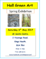 Art Exhibition by Hall Green Art @ All Saints Centre | England | United Kingdom