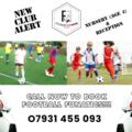 Football Funatics indoor football coaching @ All Saints Centre, Main Hall
